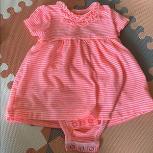 Carters baby girl 3 months outfit